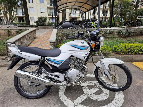 Yamaha Libero 125 Modelos 2013