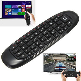 Mouse Controle Remoto Bluetooth P/ Tv Pc Notebook