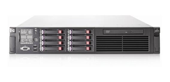 Servidor Hp Dl380 G7 2 Xeon Quad Core 32gb 2sas 300 Garantia