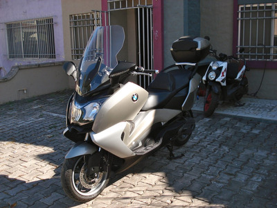 Bmw C 650 Gt Impecable