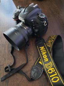 Câmera Nikon D610 Full Frame