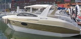 Lancha Real 350 Phantom Triton Nx Ventura Sedna Cimitarra