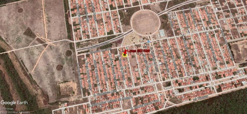 Terreno À Venda, 200 M² Por R$ 35.000,00 - Bosque Das Colinas - São José De Mipibu/rn - Te2356