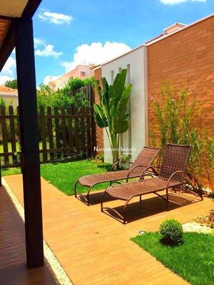 Casa Residencial À Venda, Alphaville Campinas, Campinas - Ca0256. - Ca0256