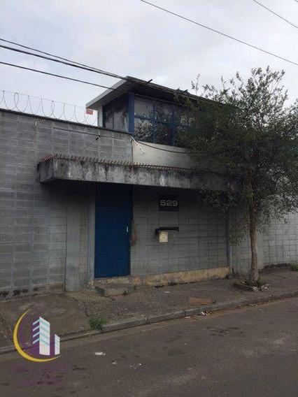 Galpão Para Alugar - Vila Leopoldina - São Paulo/sp - Ga0035