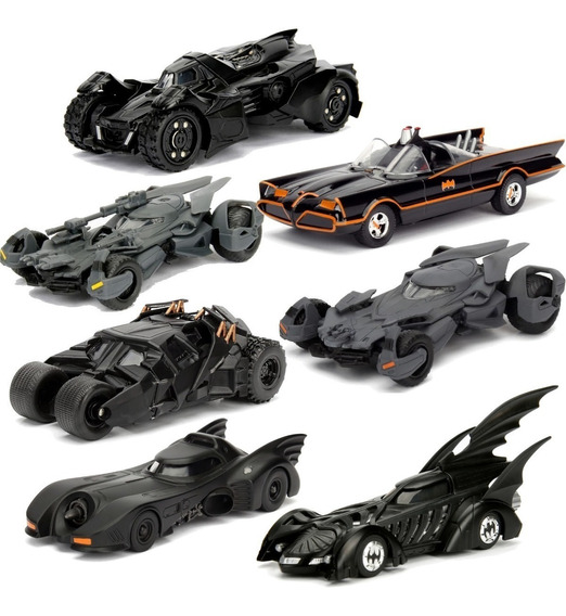 Batimovil Original 1/32 Batman (1) 8 Modelos A Elegir