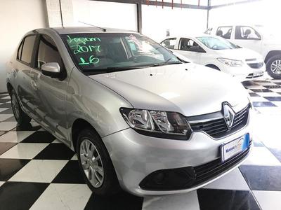 Renault Logan 1.6 Expression 8v Flex 4p Automatizado
