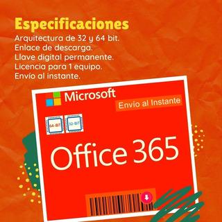 Offic.e - 365/2019   Original   Entrega Inmediata