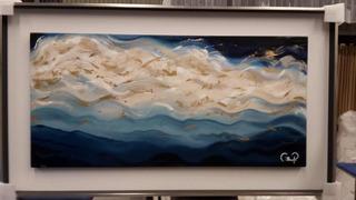 Pintura De Alberta Al Oleo Entrega Inmediata Envio Gratis