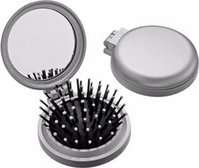 15 Mini Escova Com Espelho - Sem Personalização