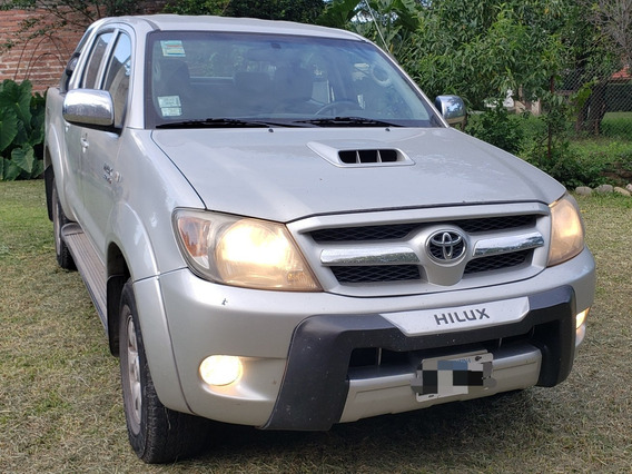 Toyota Hilux Srv 3.0 At 4x4