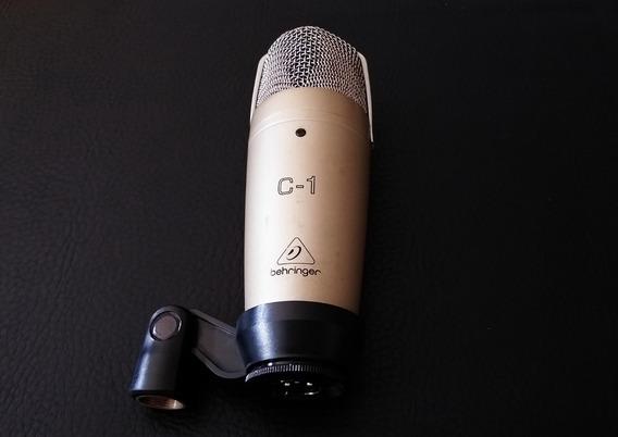 Microfone Behringer C-1 Para Estúdio
