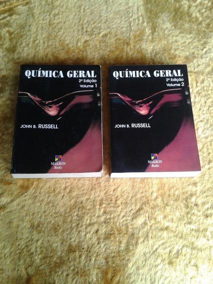 Química Geral Russel ( Volumes 1 E 2 )