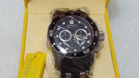 Relógio Invicta 20464 Pro Diver Caixa Em Titanium, Silicone