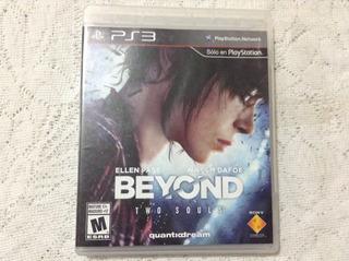 Ps3 Beyond Two Souls En Español