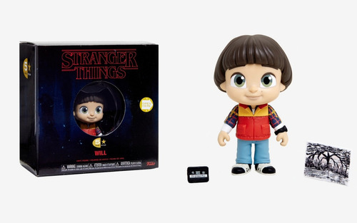 Funko Pop Will Stranger Things Five Star Original Educando