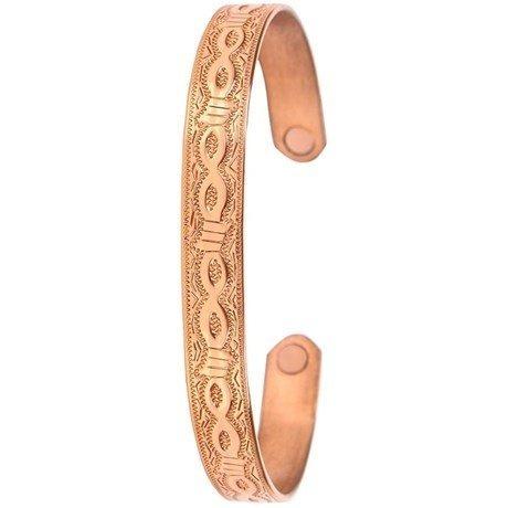 Pulseira Importada Sabona Cobre Copper Magnetic G 54665