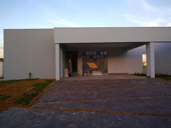 Casa Com 3 Dormitórios Para Alugar, 195 M² Por R$ 2.000/mês - Portal De São Clemente - Limeira/sp - Ca0892
