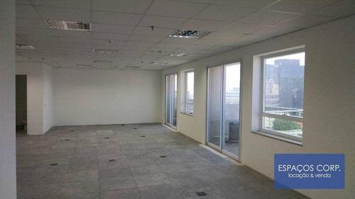 Imagem 1 de 17 de Laje Comercial Para Alugar, 984m² - Brooklin - São Paulo/sp - Lj0760