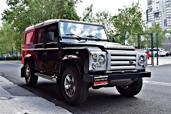 Land Rover Defender 110 2011