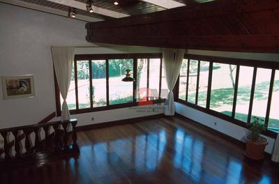 Chácara Residencial À Venda, Condomínio Iolanda, Taboão Da Serra. - Ch0051