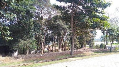 Terreno Residencial À Venda, Jardim San Ressore (caucaia Do Alto), Cotia. - Te0562
