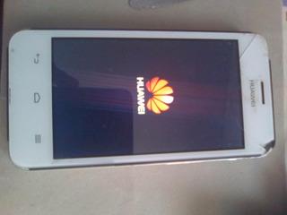 Telefono Huawei Y320 Con Detalle