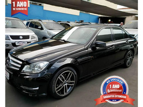 Mercedes-benz Mercedes C-180 180 1.6 Turbo 2013