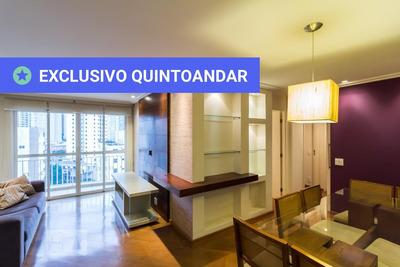 Apartamento No 15º Andar Mobiliado Com 3 Dormitórios E 2 Garagens - Id: 892910660 - 210660
