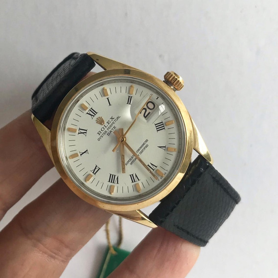 Rolex Oyster Perpetual Date Automatic
