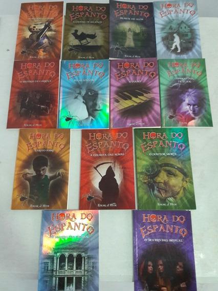 Kit Livros Lote Com 13 Livros Hora Do Espanto Edgar J. Hyde