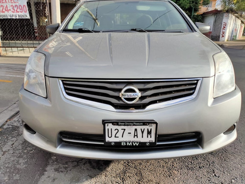 Imagen 1 de 14 de Nissan Sentra  Emotion Cvt Blu At 2012