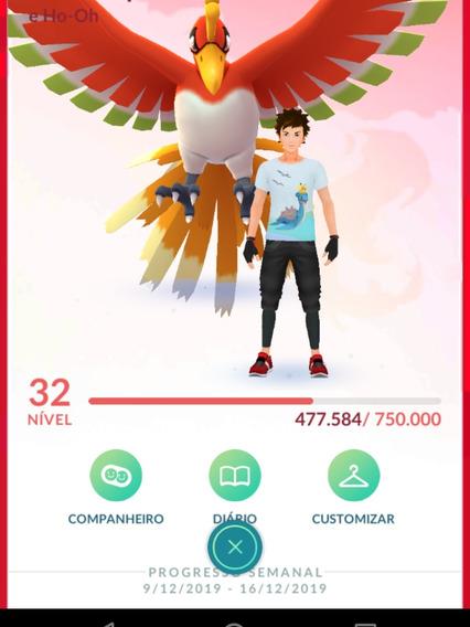 Pokemon Go Serviços Conta