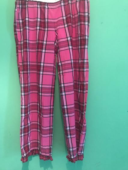 Pijama Pantalon Pink Talla L