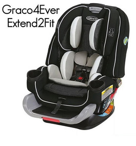 Cadeirinha Graco4ever Extend2fit Pronta Entrega