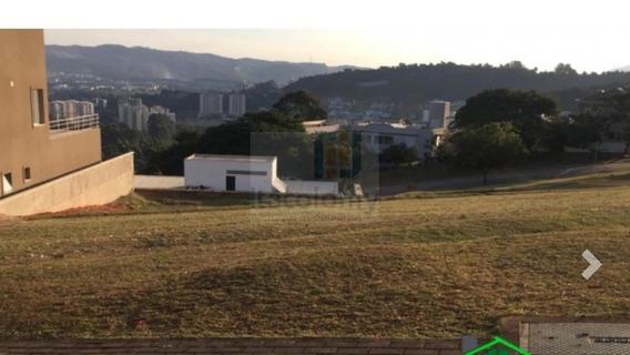 Ref: 3610 Terreno No Tamboré 10 Com Projeto Aprovado - 3610