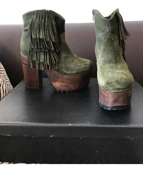 Botas Sarkany Talle 35 Impecables!!!