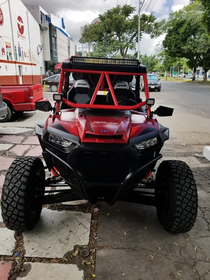 Polaris Rzr Turbo Modelo 2018