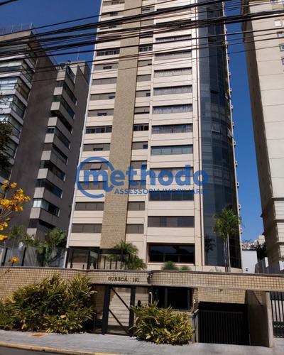 Apartamento À Venda E Locação No Cambuí Em Campinas - Ap00165 - 68450688
