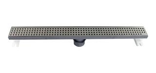 Coladera Lineal Para Baño, Quartz Plus Aco 68.6cmx70mm