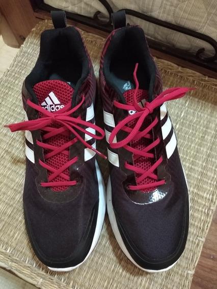 Tênis adidas Running Preto E Vermelho