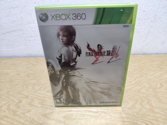 Final Fantasy Xiii-2 Xbox 360 Novo Estamos Enviando Normal