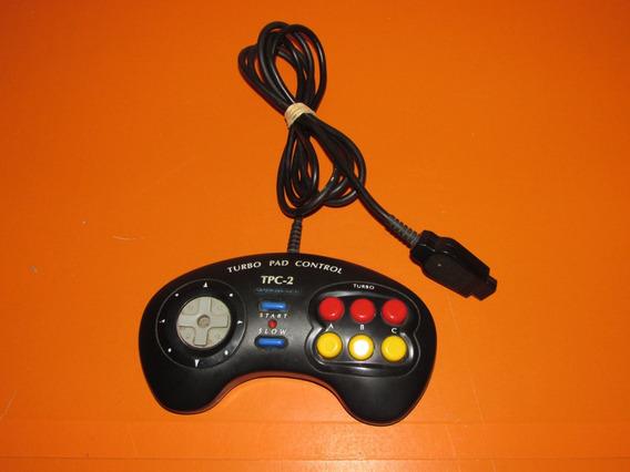 Controle Dynacom Tpc- 2 Para Mega Drive