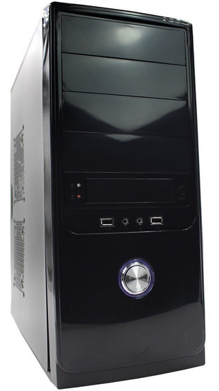 Computador Core 2 Duo E6300 2gb 80gb Windows 7