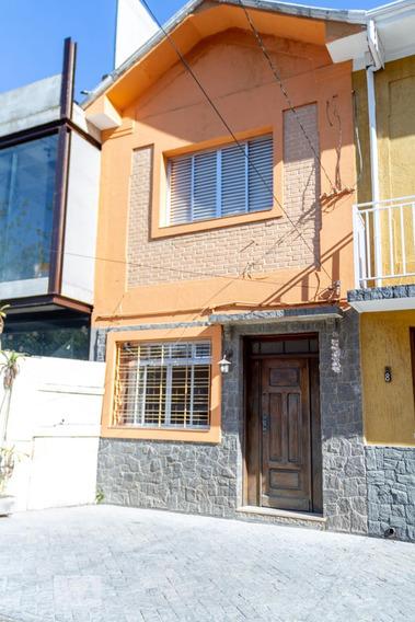 Casa Para Aluguel - Vila Pompéia, 2 Quartos, 100 - 893102399