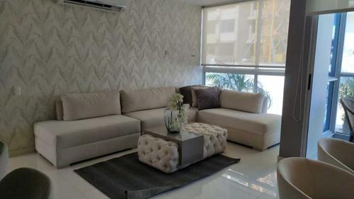 Imagen 1 de 14 de Apartamento En Venta En Mirama Barranquilla