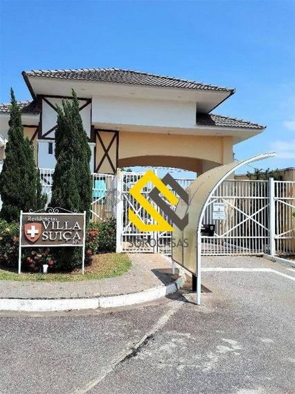 Terreno À Venda, 310 M² Por R$ 250.000 - Condomínio Villa Suíça - Sorocaba/sp - Te0771