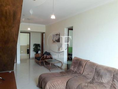 Cobertura Com 3 Dormitórios À Venda, 56 M² Por R$ 750.000 - Pitangueiras - Guarujá/sp - Co0365