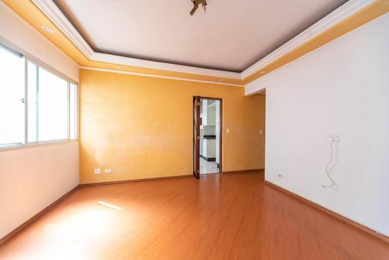 Apartamento No 3º Andar Com 2 Dormitórios E 1 Garagem - Id: 892949344 - 249344
