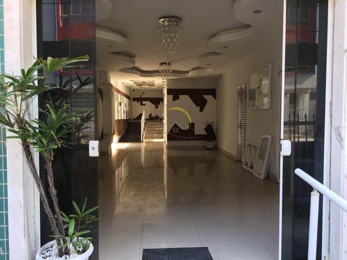 Sala Living Com 1 Dorm, Guilhermina, Praia Grande - R$ 165 Mil, Cod: 2430 - V2430
